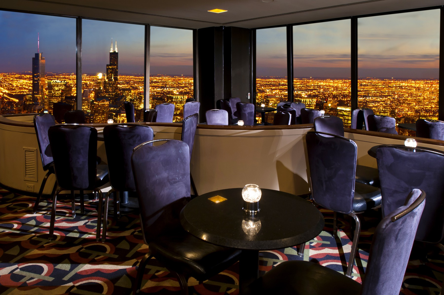 25 World's Best Restaurant Views 6