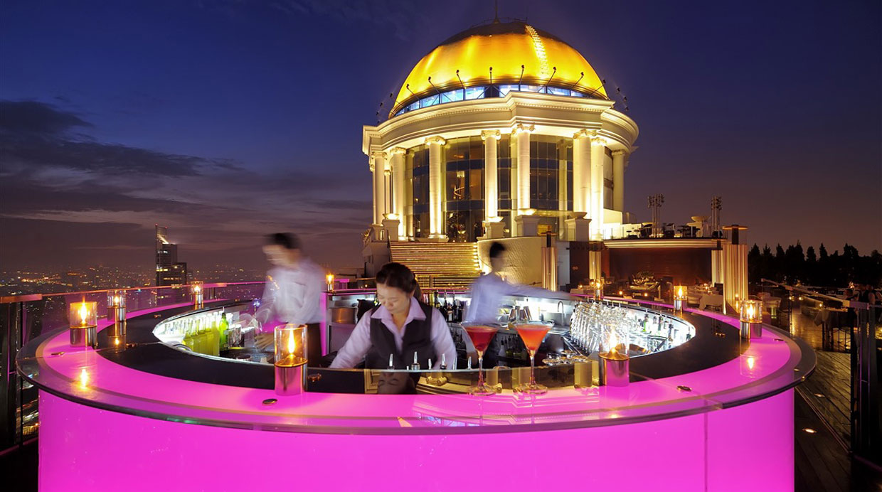 25 World's Best Restaurant Views 65