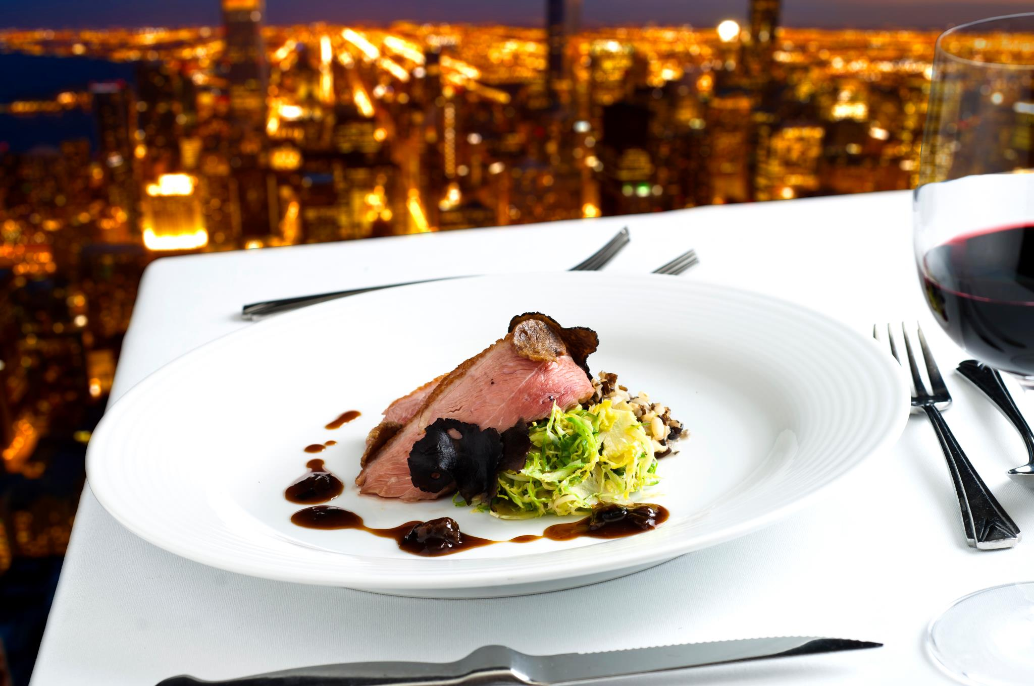25 World's Best Restaurant Views 8