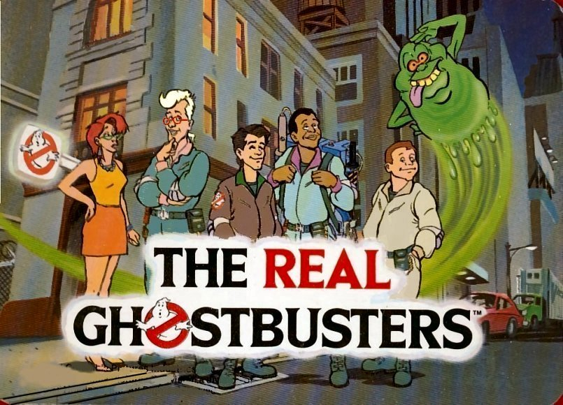 3 The Real Ghostbusters