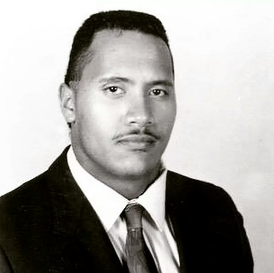 "6) Dwayne ""The Rock"" Johnson 2"