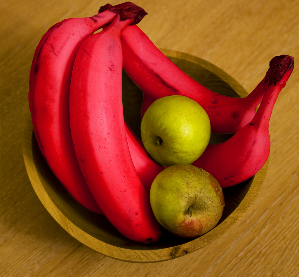 6. Red bananas 2