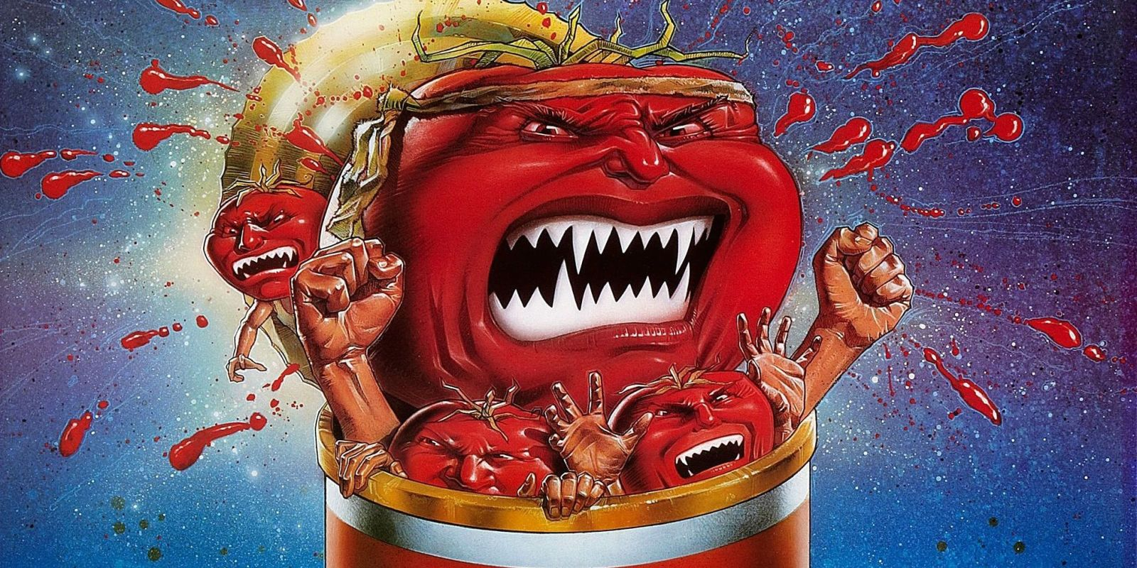 7 Attack of the Killer Tomatoes