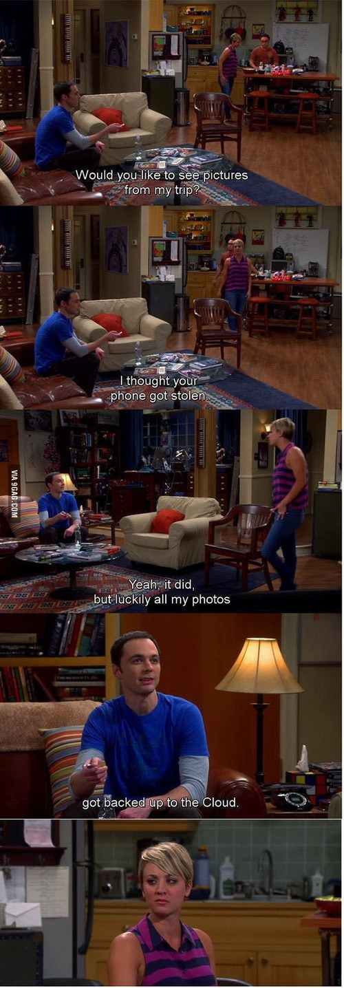 Best Moments of The Big Bang Theory 12