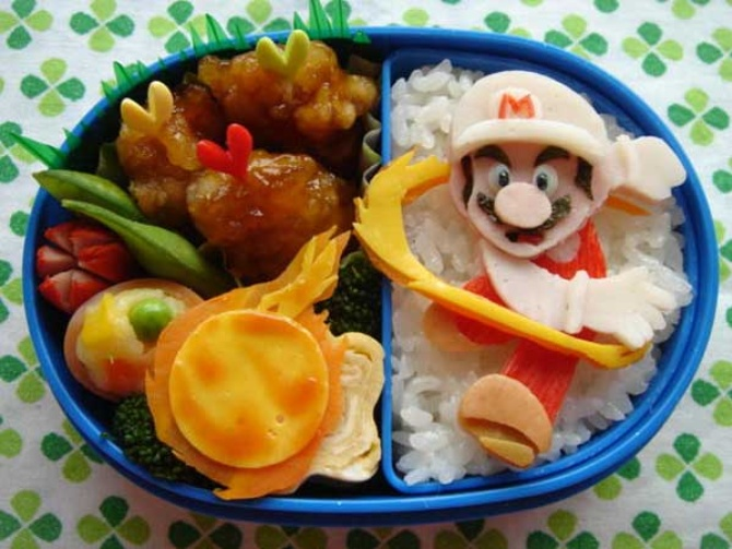 Creative and Interesting Bento Boxes 14