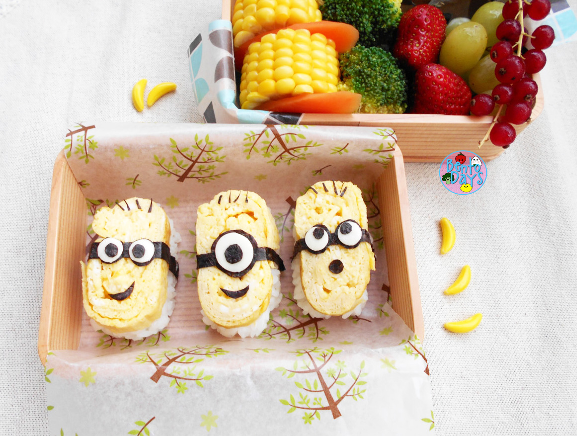 Creative and Interesting Bento Boxes 21