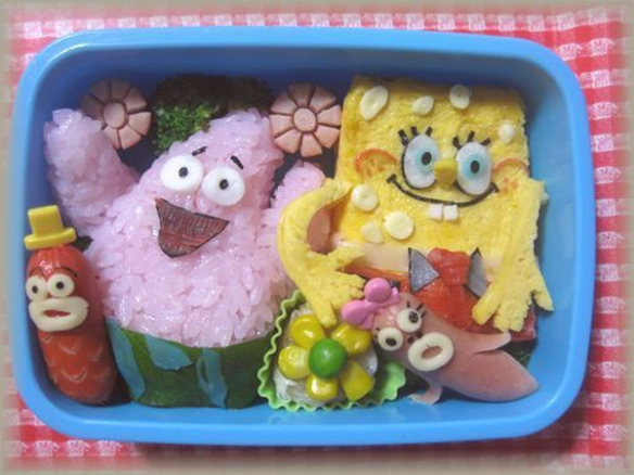 Creative and Interesting Bento Boxes 24