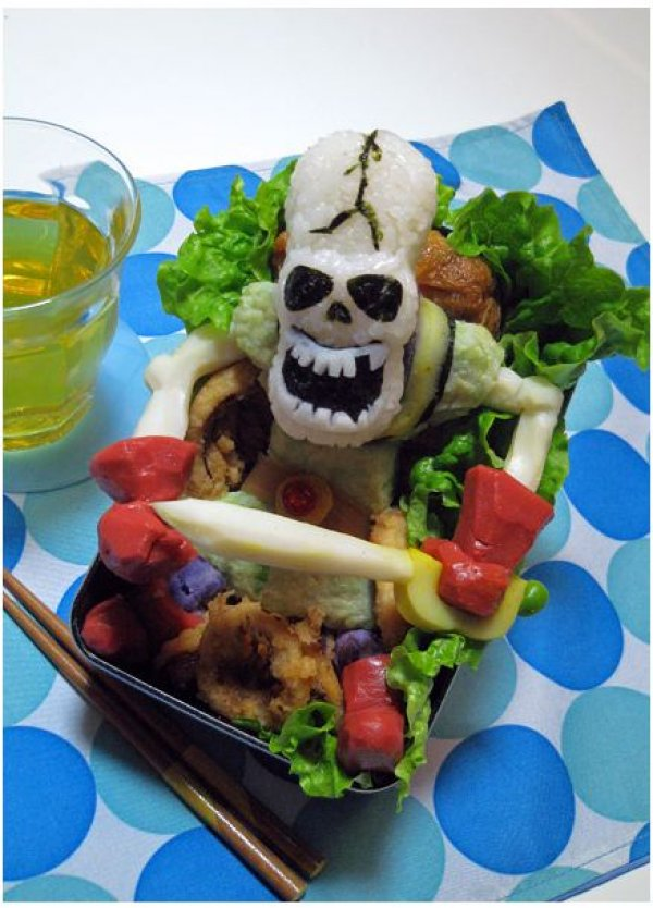 Creative and Interesting Bento Boxes 4