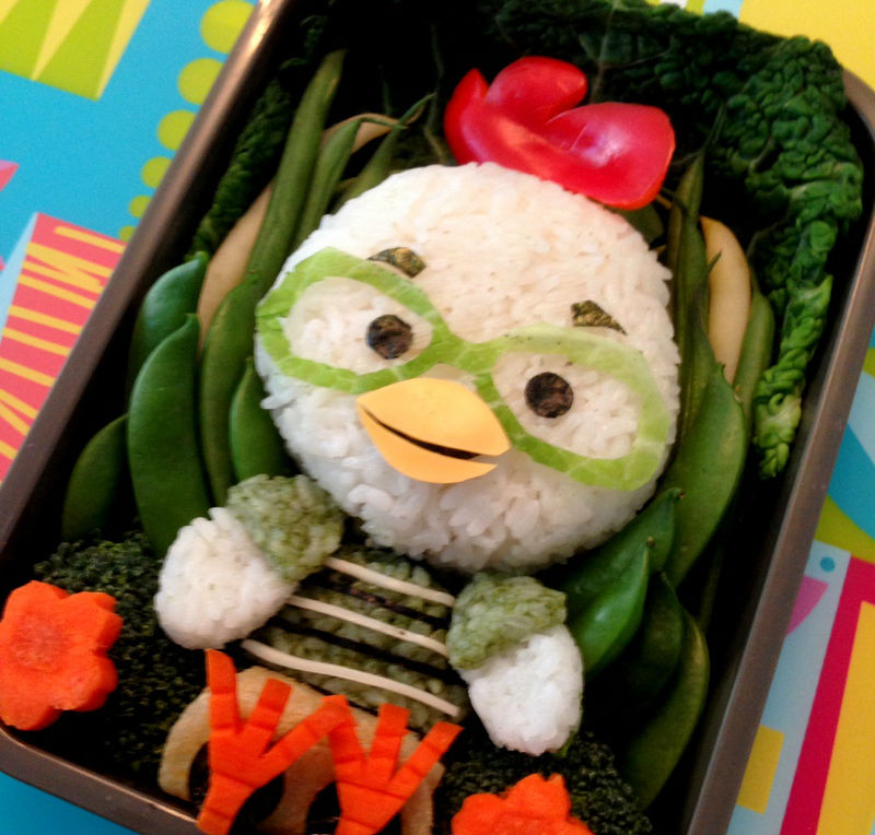 Creative and Interesting Bento Boxes 40