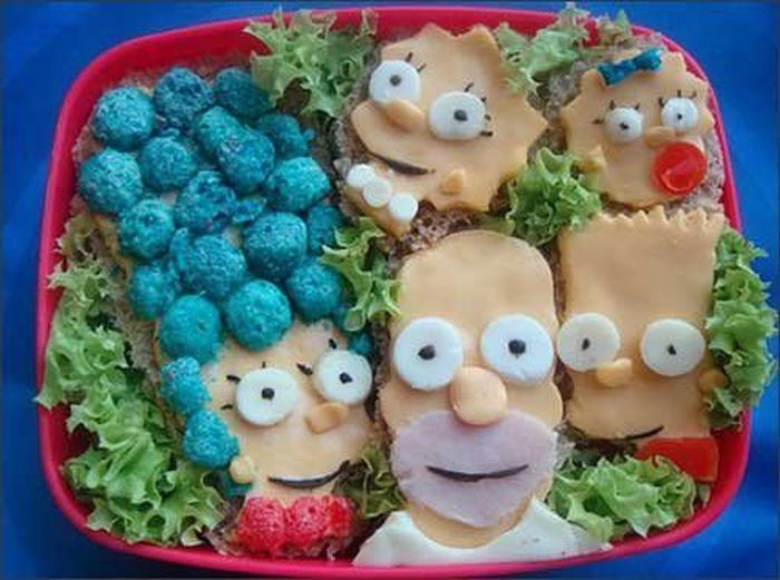 Creative and Interesting Bento Boxes 41