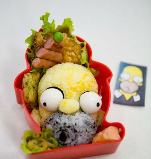 Creative and Interesting Bento Boxes 42