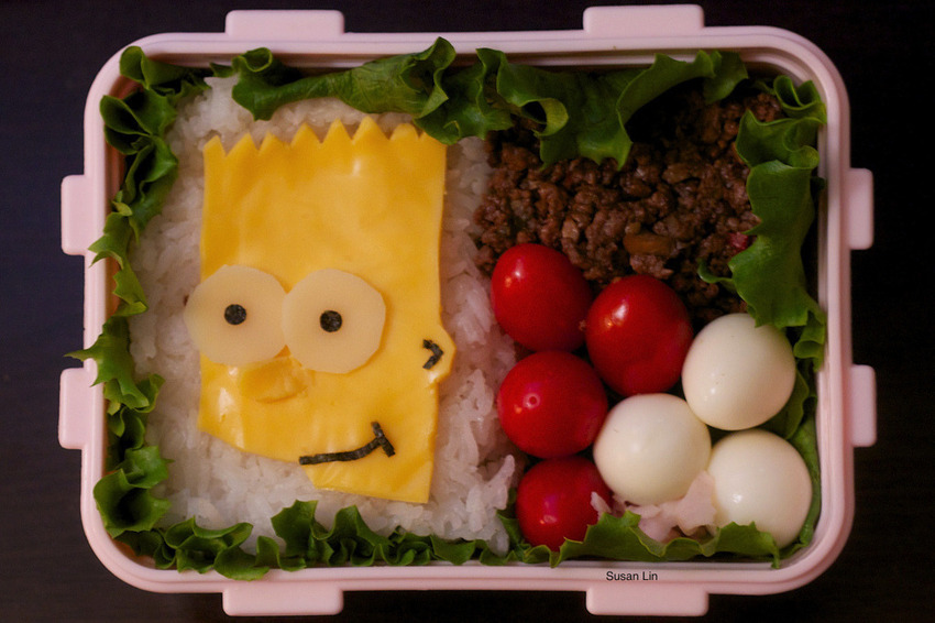 Creative and Interesting Bento Boxes 45