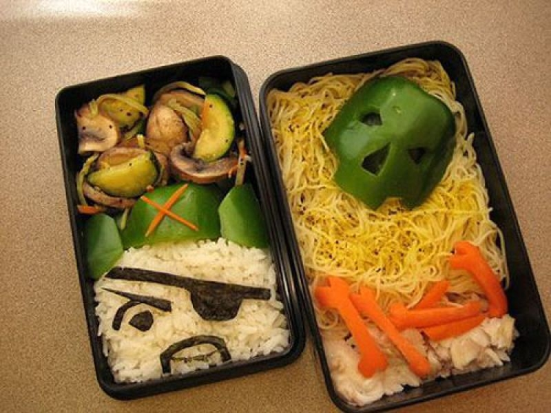 Creative and Interesting Bento Boxes 5