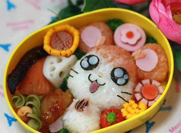 Creative and Interesting Bento Boxes 8