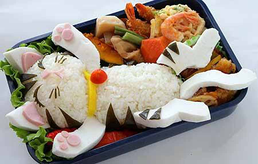 Creative and Interesting Bento Boxes 9
