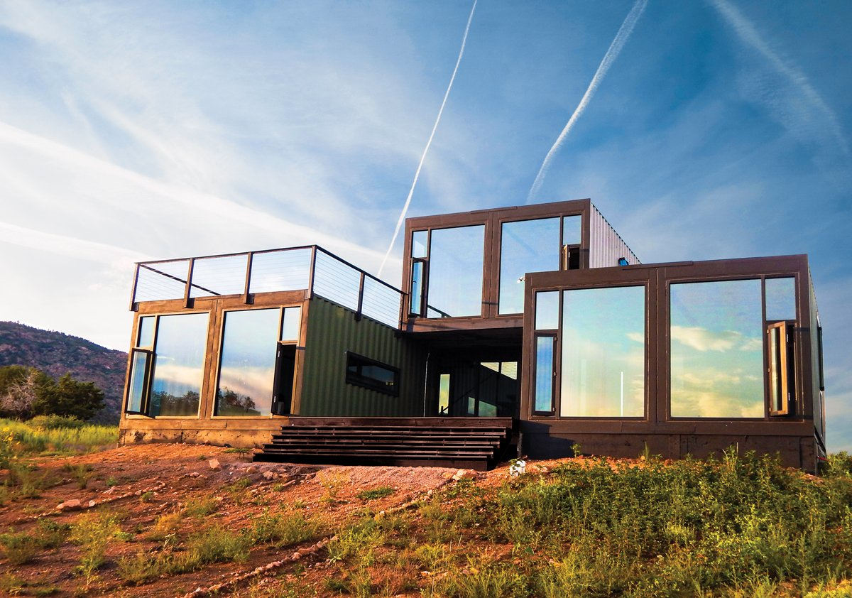 The 20 Most Amazing Shipping Container Homes 14