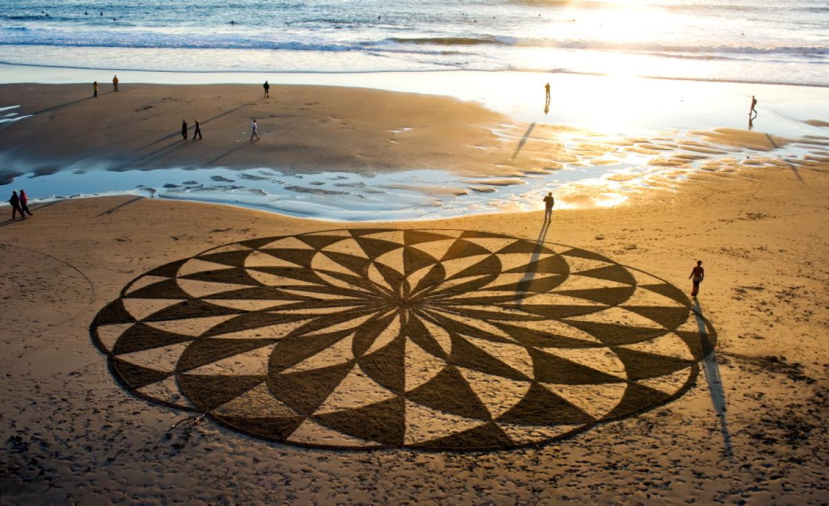 Stunning Beach Artworks By Andres Amador 14
