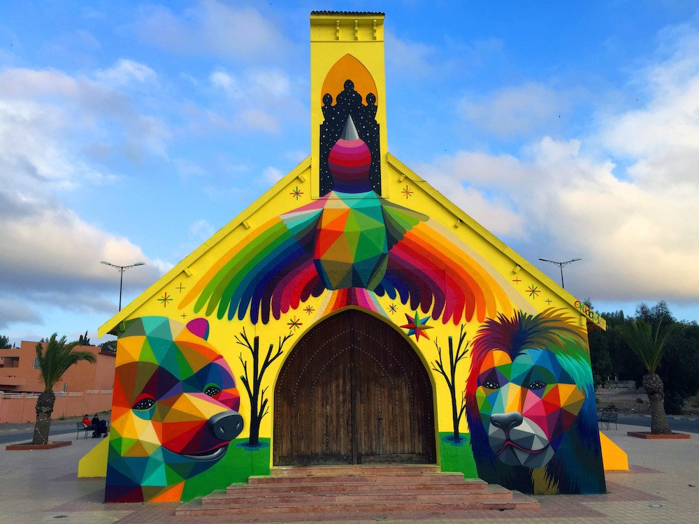 an_old_abandoned_church_turned_into_a_vibrant_artwork_12