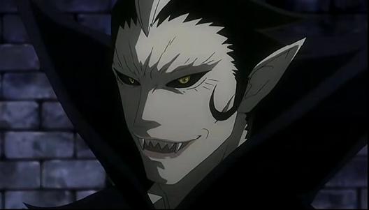 Does Vampire Hunter D Drink Blood
