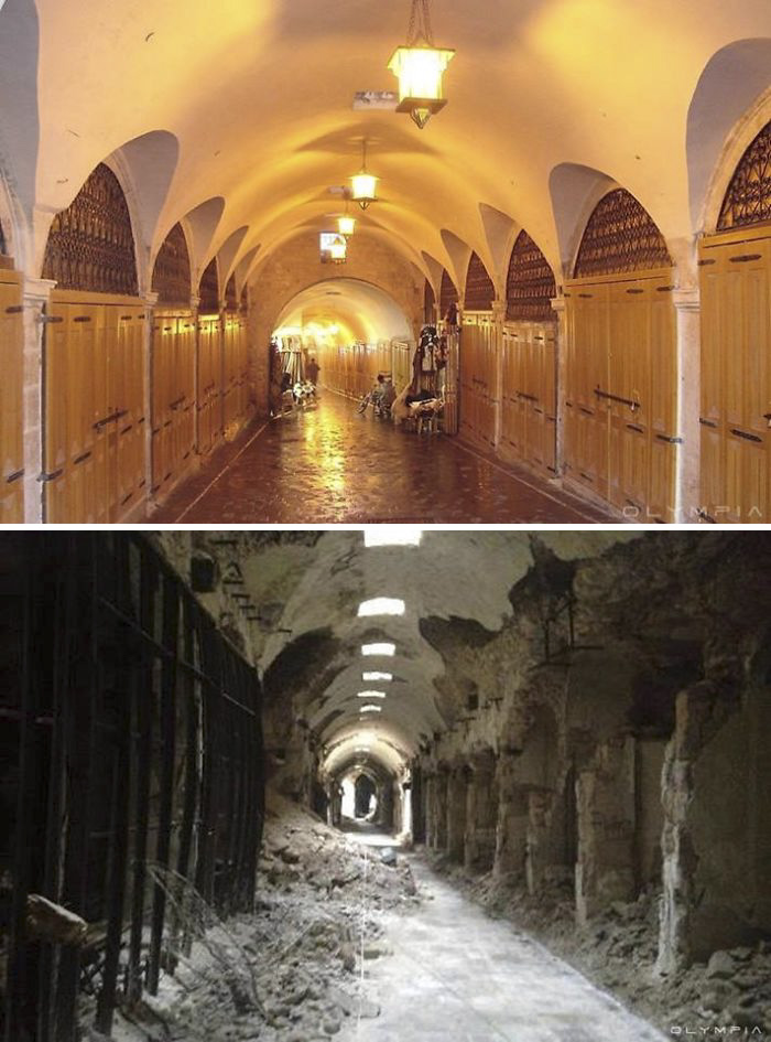 before-after-syrian-civil-war-aleppo- (10)