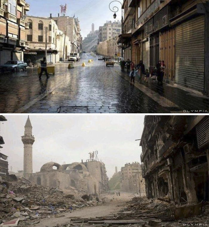 before-after-syrian-civil-war-aleppo- (6)