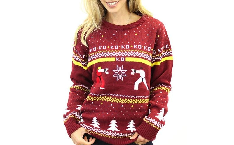 geeky-ugly-christmas-sweaters-10-super-street-fighter