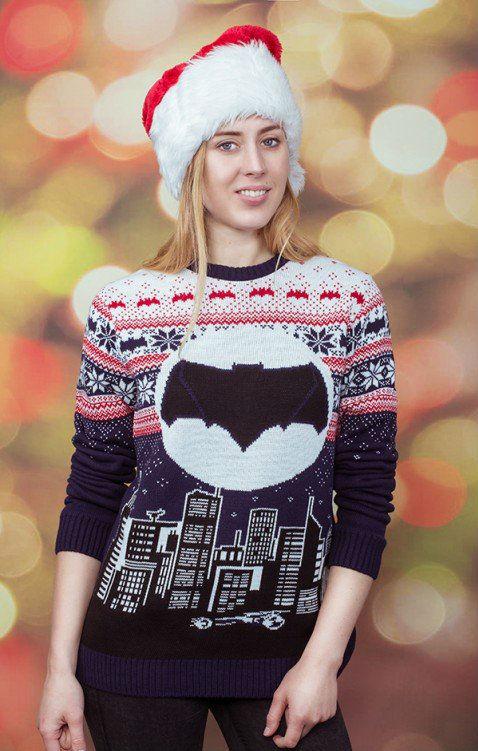 geeky-ugly-christmas-sweaters-7-dc-batman