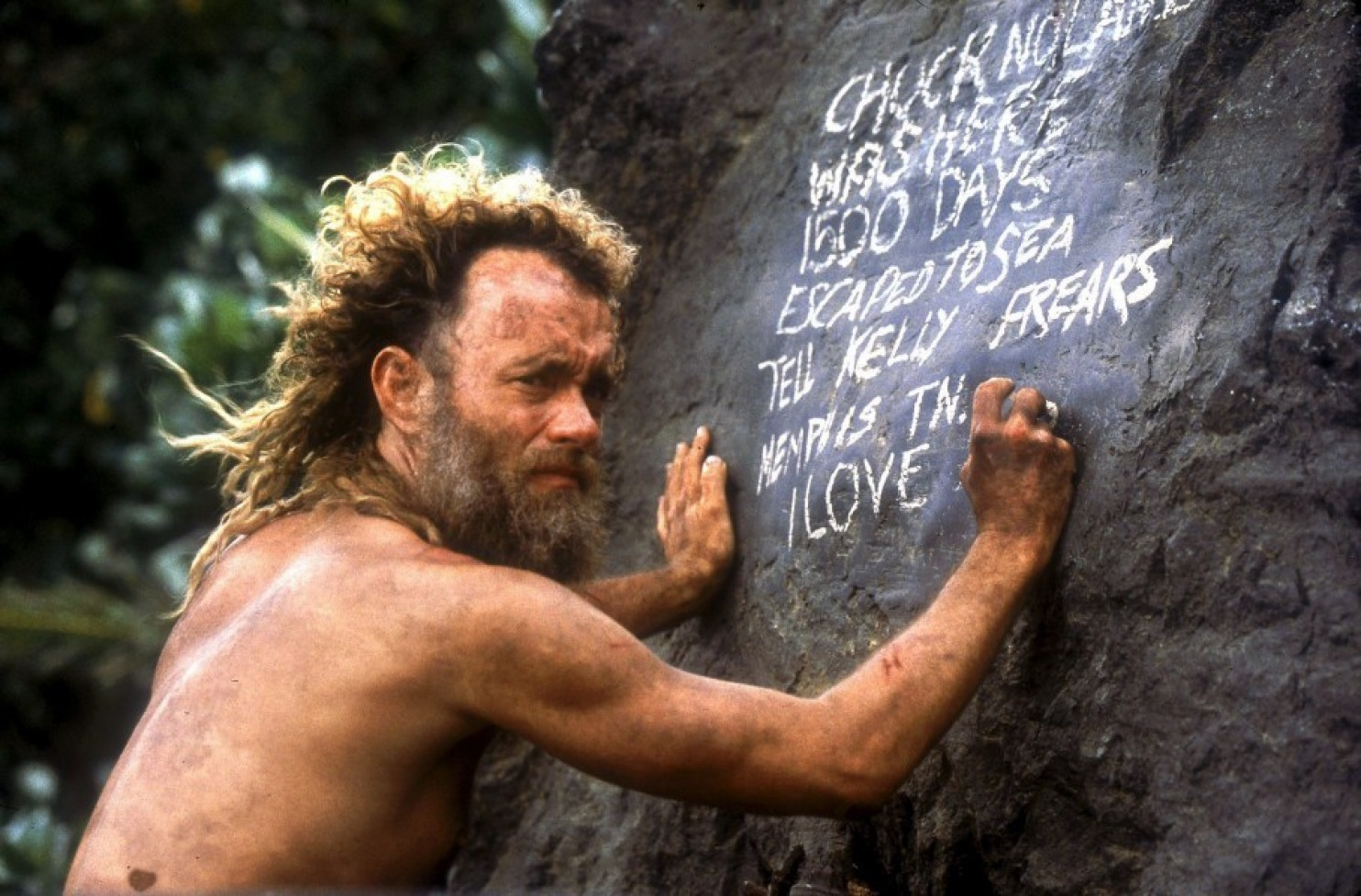 5-most-dangerous-roles-Tom Hanks–Cast Away