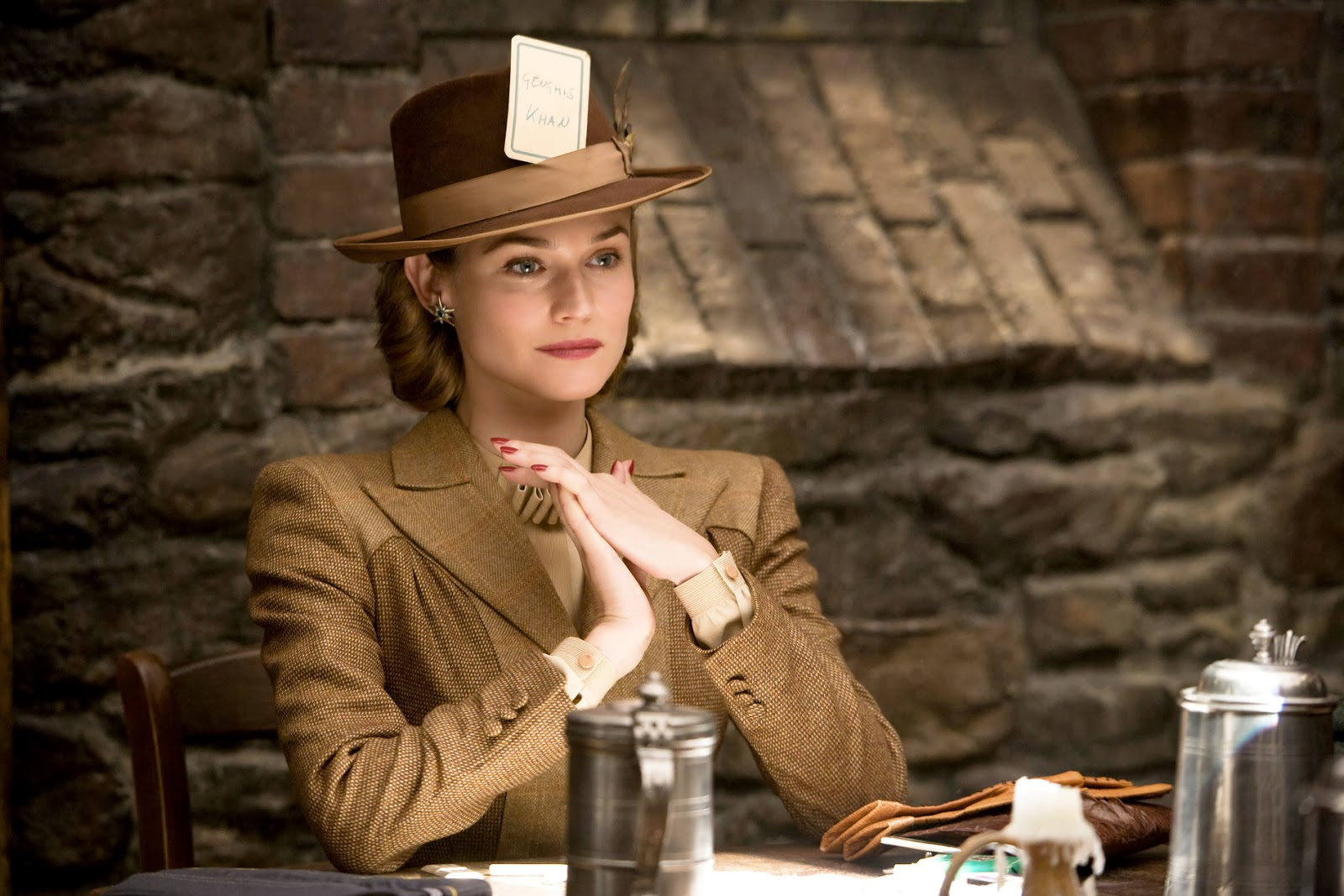 8-most-dangerous-roles-Diane-Kruger–Inglourious-Basterds