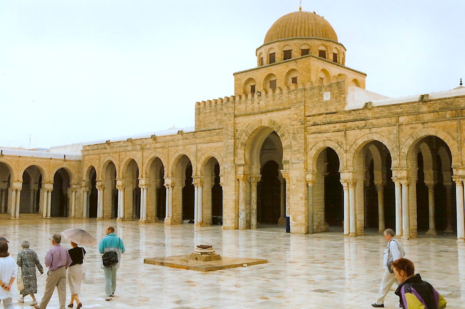 ancient-architectural-masterpieces-12-Kairouan_Mosque