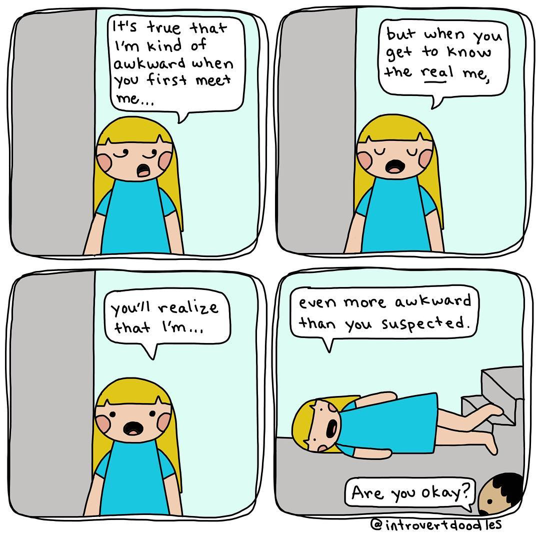 14 Hilarious Comics Made By Women You Need To Follow Right Now #2 | Brain Berries