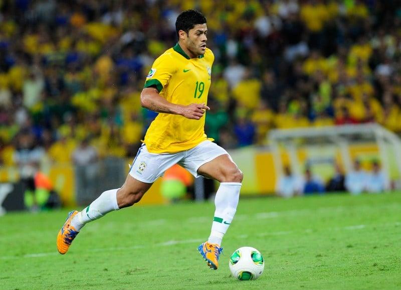 Hulk (Shanghai SIPG) - US $ 411.000 | Os 10 jogadores de futebol mais bem pagos do mundo | Brain Berries