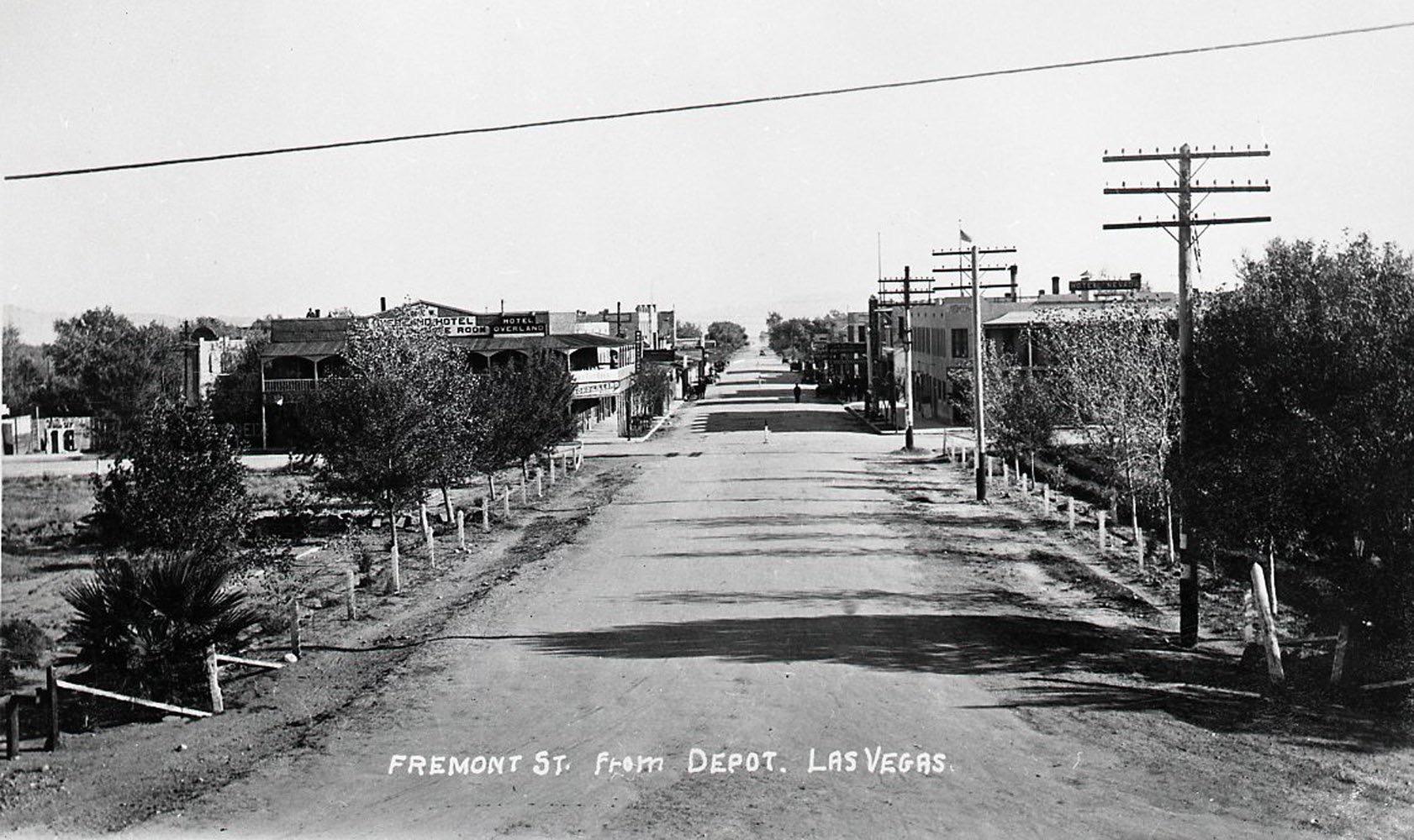 Las Vegas Through The Years