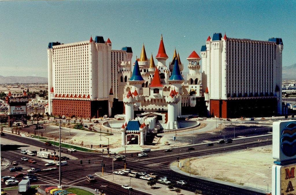 Las Vegas Through The Years