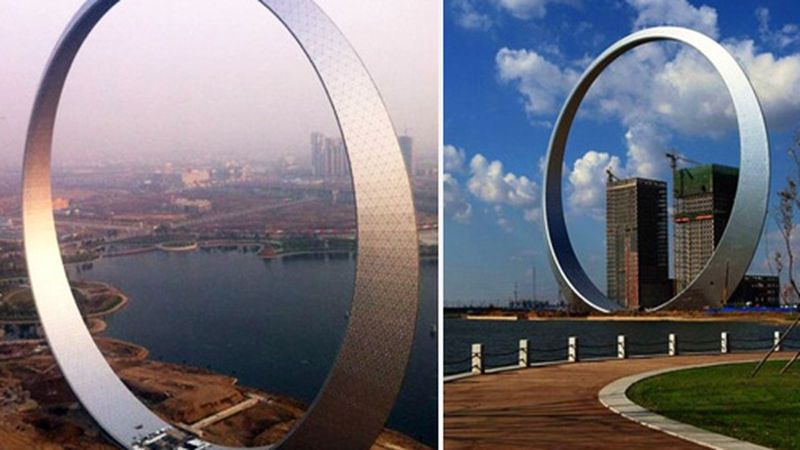 10 weirdest looking examples of modern chinese architecture brain