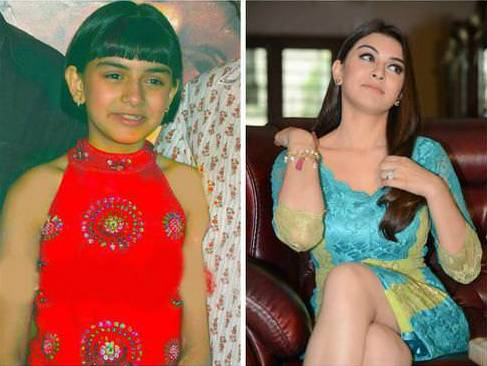 ≡ Then And Now: Bollywood Child Actreses From The 90s