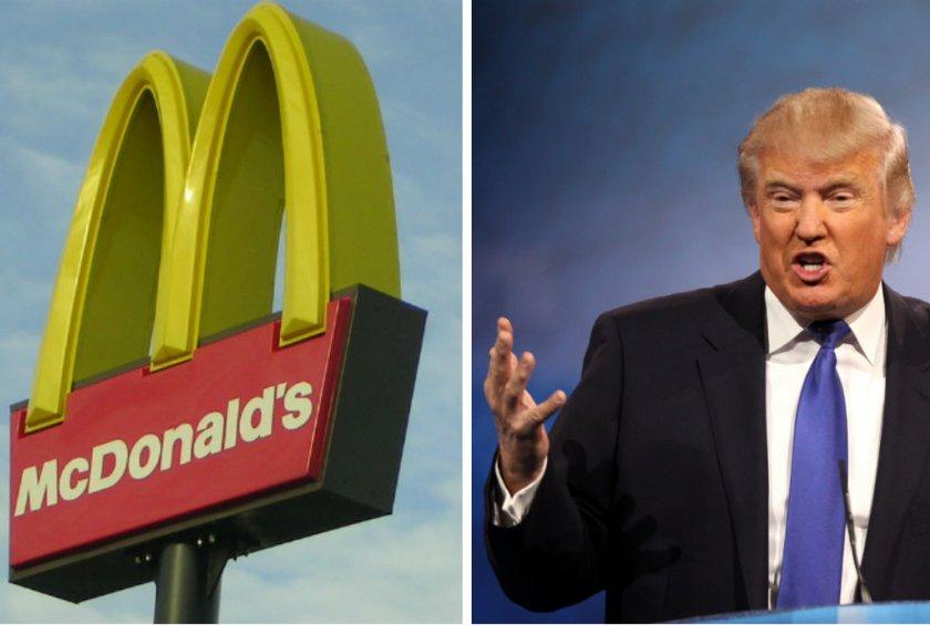 6 Weird Eating Habits Of Donald Trump #2 | Brain Berries