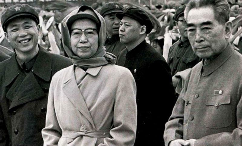 «Железные леди»: жены и любовницы самых известных мировых диктаторов #6 | Brain Berries