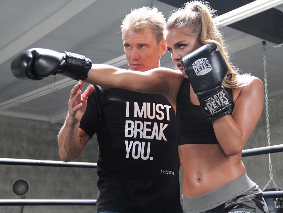 Ivan Drago I Must Break You