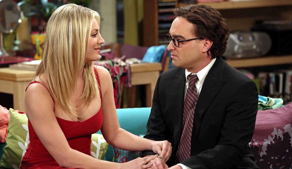 Leonard și  Penny,  Teoria Big Bang  | 11 Personaje TV care au avut întâlniri cu oameni care nu erau la același nivel cu ei | Brain Berries