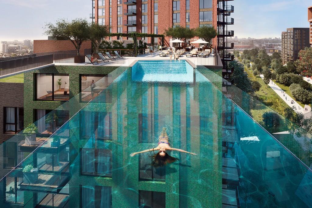 The World S Most Daring Swimming Pools Brain Berries