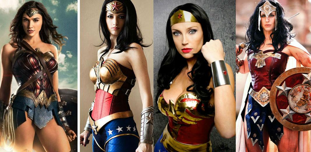 Wonder Woman | Cele Mai Populare Personaje Feminine Costumate | Brain Berries