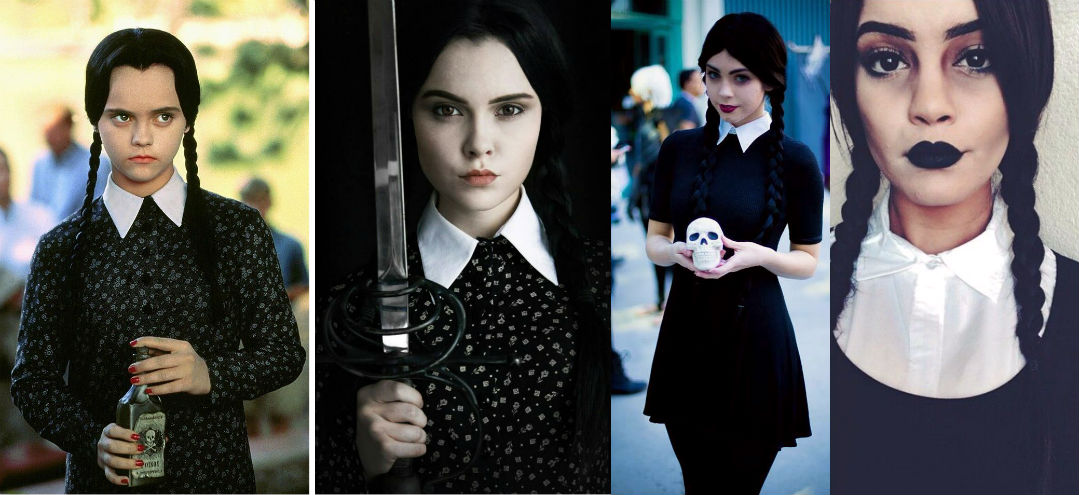 Wednesday Addams | Cele Mai Populare Personaje Feminine Costumate | Brain Berries