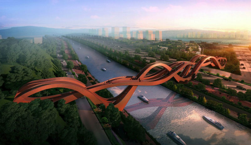 10 crazy architectural creations of our time # 9    Brain Berries