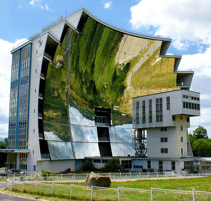 10 crazy architectural creations of our time # 13    Brain Berries