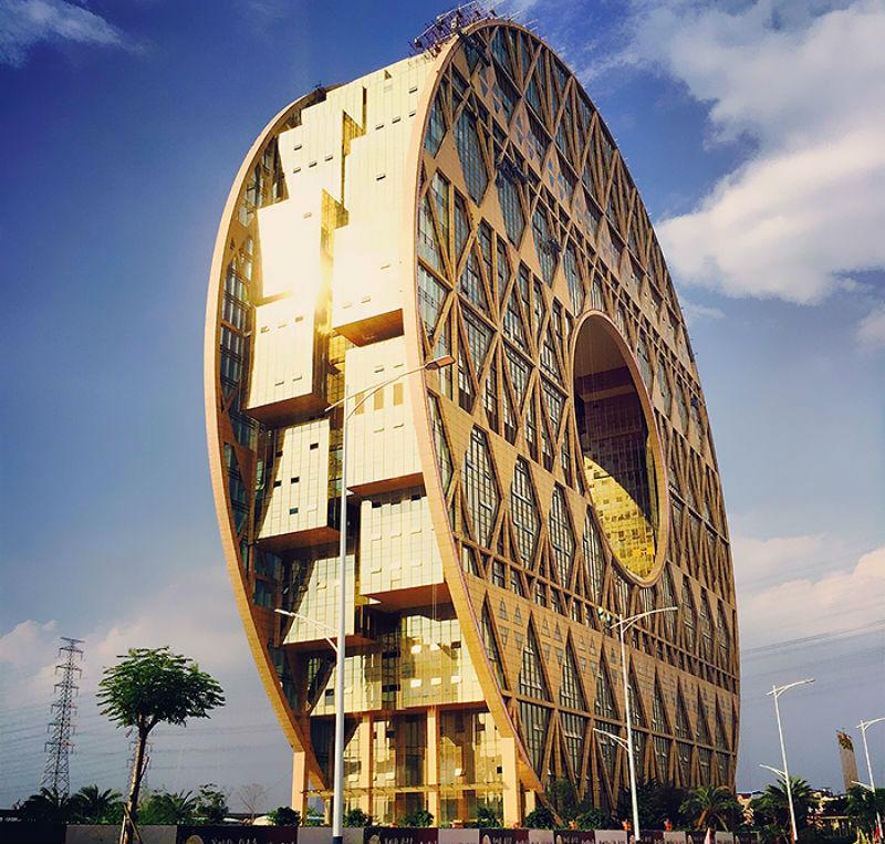 10 безумных архитектурных творений современности #3 | Brain Berries