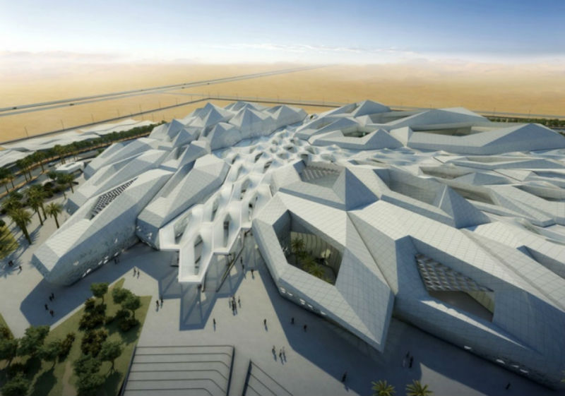 10 crazy architectural creations of our time # 7    Brain Berries