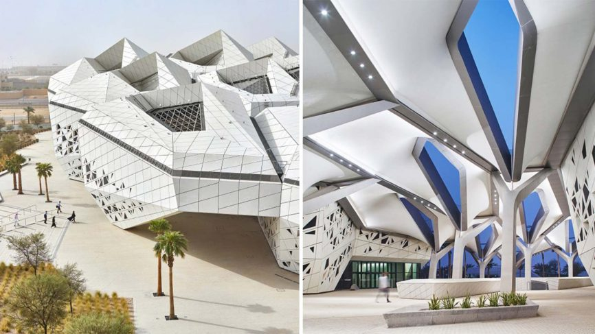 10 crazy architectural creations of our time # 8    Brain Berries