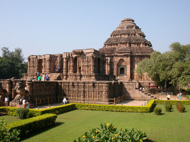 Top 7 Architectural Wonders of India #5 | Brain Berries