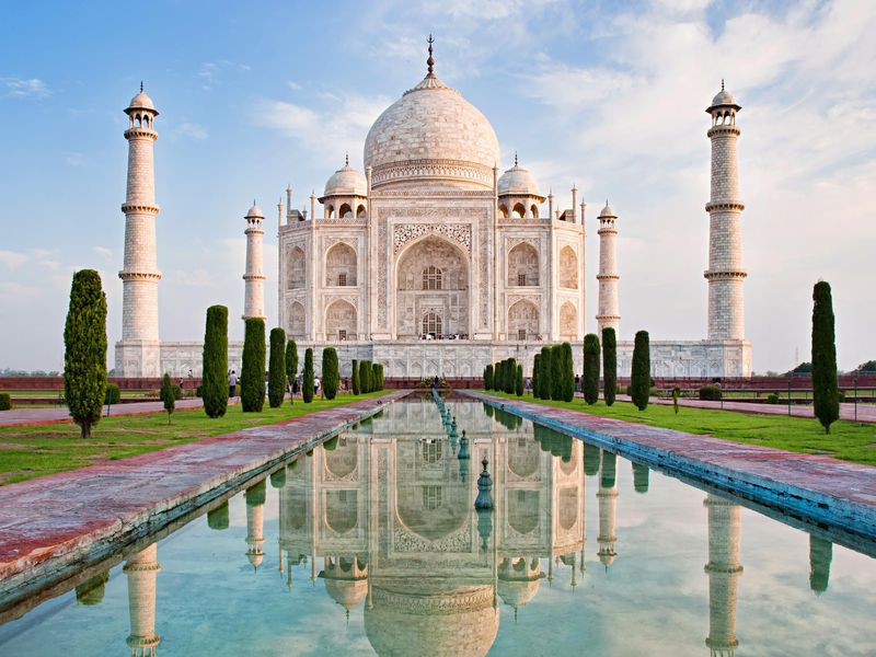 Top 7 Architectural Wonders of India #7 | Brain Berries